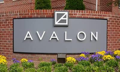 Community Signage, Avalon At Grosvenor Station, 2
