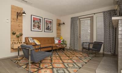 Living Room, Greenwood Creek, 0