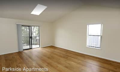 Living Room, Parkside Apartments, 2