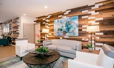 Living Room, WaterWalk Raleigh RTP, 1