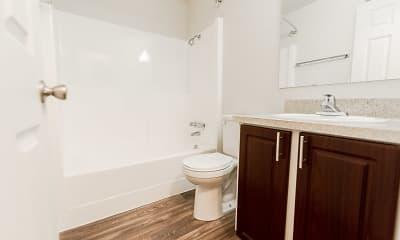 Bathroom, Bellamy Park, 2