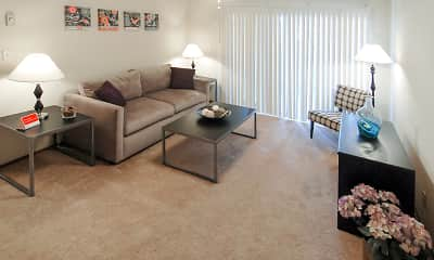 Living Room, Windemere, 1