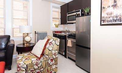 Kitchen, 839 Diversey, 2