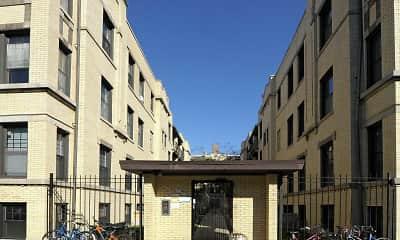 Building, 5411-21 S Ellis, 0