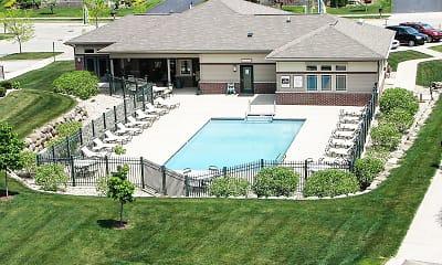 Pool, Prairie Crest Apartment Homes, 1