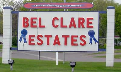 Community Signage, Bel Clare Estates, 1
