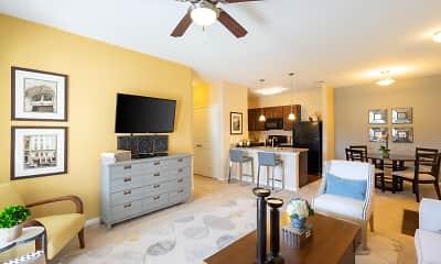 Living Room, Legends at White Oak, 1