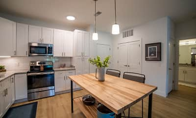 Kitchen, The Approach at Summit Park, 1