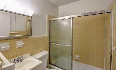 Bathroom, Lawndale Farms, 2
