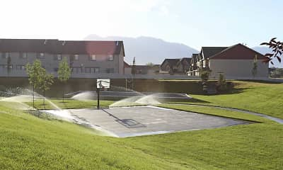 Basketball Court, Aldara Apartments, 2