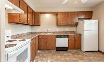 Kitchen, The Heights, 0