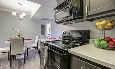 Kitchen, Avia 266, 1