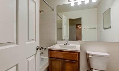 Bathroom, Westmore Apartments, 2