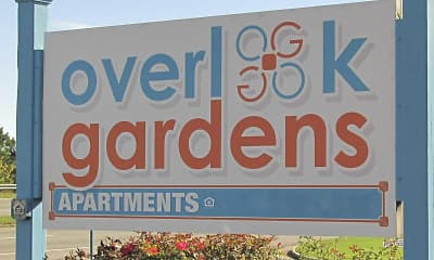 Building, Overlook Gardens, 1