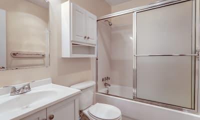 Bathroom, Chateau Tourraine, 2