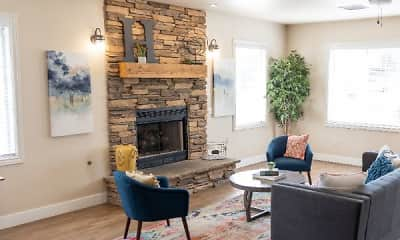 Living Room, Haven Pointe Apartments, 0