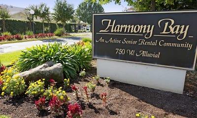 Community Signage, Harmony Bay, 0