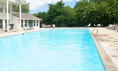 Pool, Southfork, 1