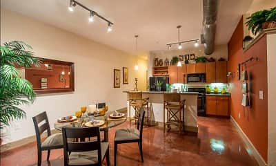 Dining Room, 77003 Luxury Properties, 0