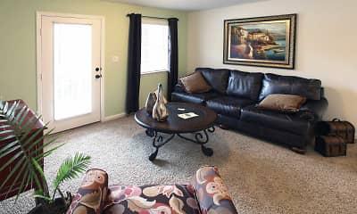 Living Room, Sterlington, 1