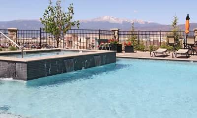 Pool, The Grand at Dunwoody, 1