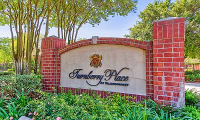 Community Signage, Turnberry Place at Bluebonnet, 2