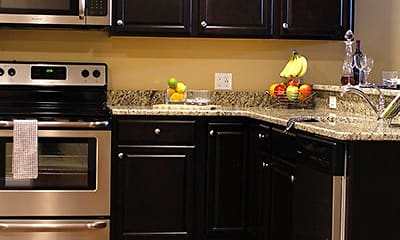 Kitchen, JBAS Realty Apartments, 0