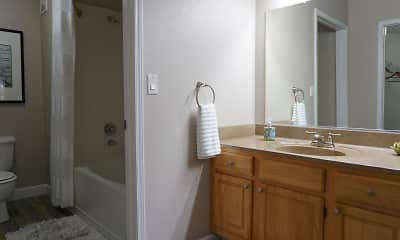 Bathroom, Canyon Vista, 2