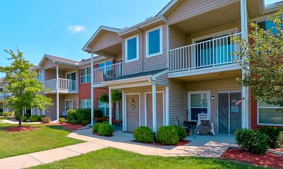 Building, Delaware Trace Apartment Homes, 0