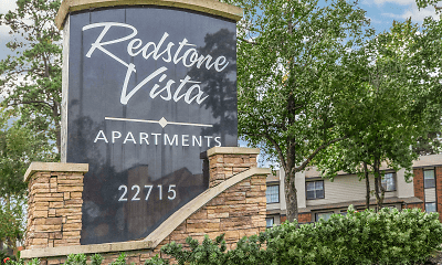 Community Signage, Red Stone Vista, 2