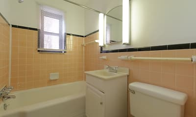 Bathroom, Steiner Realty University Area, 1