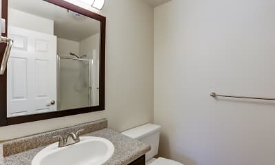 Bathroom, Oak Creek, 2