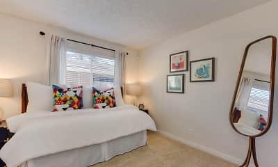 Bedroom, Canyon Terrace, 1