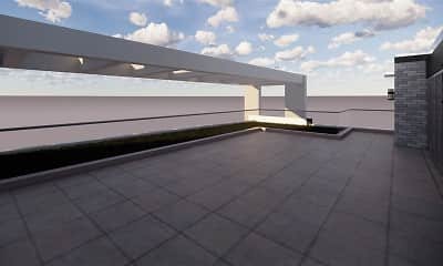 Patio / Deck, Liberty Place, 2