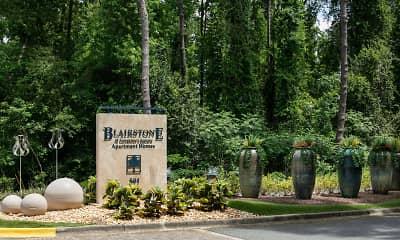 Community Signage, Blairstone Apartment Homes, 2