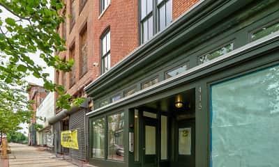 Building, Permira Properties, 1