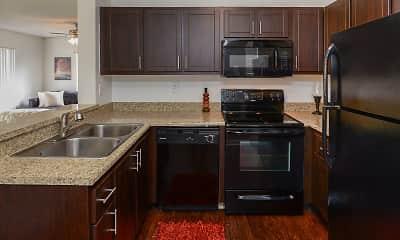 Kitchen, Savannah Place, 0