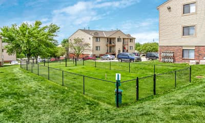 Recreation Area, Southwinds Apartment Homes, 1