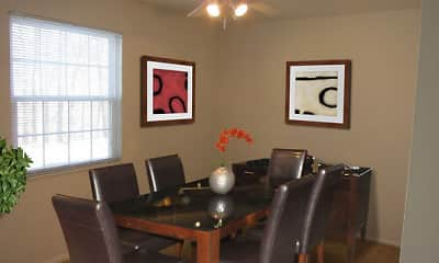 Dining Room, Northview Apartments of Indianapolis, 1