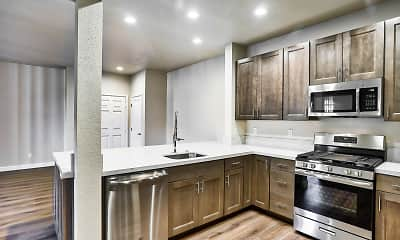 Kitchen, The Boulders at Fountaingrove, 0