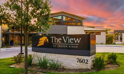 Community Signage, The View at Crown Ridge, 0