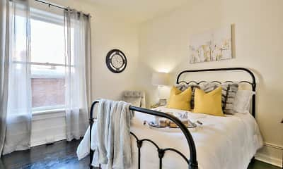 Bedroom, The Westlyn Apartments, 1