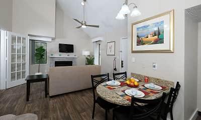 Dining Room, Fusion Orlando, 1