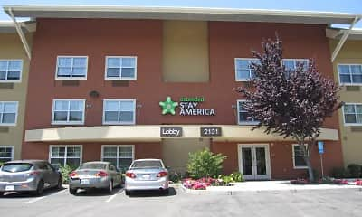 Building, Furnished Studio - San Jose - Santa Clara, 0