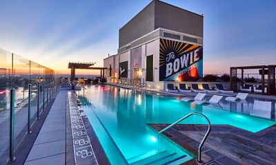 Pool, The Bowie, 0