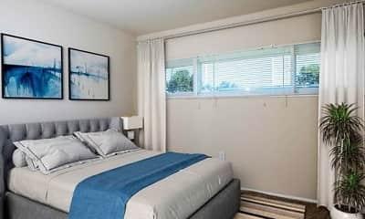 Bedroom, Water's Edge Townhomes, 0