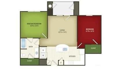Merritt Legacy Apartments, 1