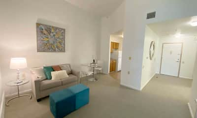 Living Room, River Street Commons 55+, 0