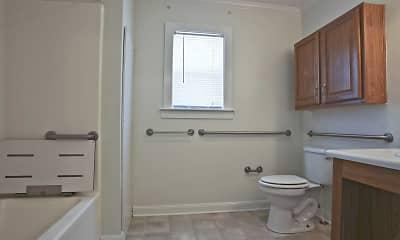 Bathroom, Cabanas, 2