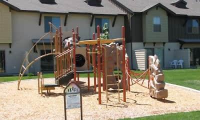 Playground, Linder Springs, 2